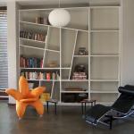 Designer-Bookshelf