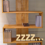 Freestanding-Bookshelf