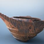 Peppertree Burl Vessel