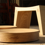 Solid Chair and Turnings